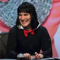 Few QI guests have been as eagerly anticipated as Noel Fielding. For the past four years, he has topped the poll of people our Twitter followers would like to see in a chair next to Alan, and finally their wish was fulfilled. Better still, he got to play alongside fellow surrealist and member of the mad hair brigade, Ross Noble, and the result was a wild romp of a show featuring snuff, Kendal Mint Cake, kitty litter, basking sharks and vampires (though not necessarily in that order).