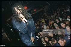 Lead Singer HR of the seminal Punk band Bad Brains performs live at... News Photo | Getty Images