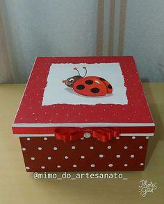 Photo Grid, Decoupage Box, Bottle Box, Altered Bottles, Cigar Boxes, Ladybug, Toy Chest, Crates, Tin