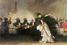 John Singer Sargent - El Jaleo - John Singer Sargent - Wikipedia, the free encyclopedia