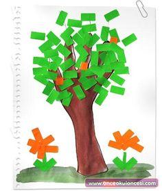 Ağaç Etkinlikleri - Önce Okul Öncesi Ekibi Forum Sitesi - Biz Bu İşi Biliyoruz
