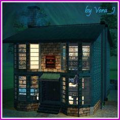 Borgin and Burkes dark alchemy shop (CC free) by Vera_J - The Exchange - Community - The Sims 3