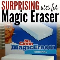 -Uses for Mr Clean Magic Erasers square