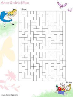 Disney Crossword Puzzles Kids Printable