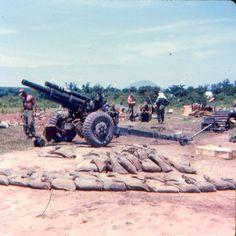3/82 Artillery, 196th LIB, 1966