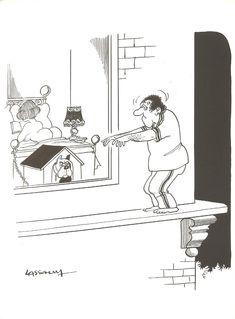 #042 Lassalvy Comic Art