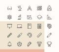 A premium collection of 20+ school and education icons to illustrate this type of project themes. Can be used in web design, app development or even on pri - posted under Icons tagged with: Education, Free, Graphic Design, Icon, Outline, PSD, Resource, School, Vector by Fribly Editorial