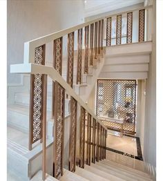 #stair #metalscreen #partitions #interiordesign #metal Metal, Interior Design, Metal Screen, Stairs, Home, Interior, Screen, Stainless Steel Metal, Home Decor