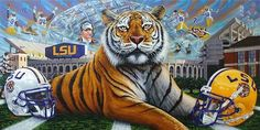 Image detail for -lsu tigers Pictures, Photos & Images