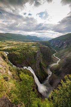 Vøringsfossen - Norway (byDag Endre Opedal)