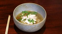In this edition of Savvy, get a lesson on chicken broth.