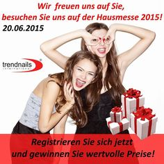 Wir  freuen uns auf Sie, besuchen Sie uns auf der Hausmesse 2015! Registrieren Sie sich jetzt und gewinnen Sie wertvolle Preise!  Einladung zur Hausmesse 2015 Samstag, den 20.06.2015 von 10:00-16:00 Uhr In der Wiesenstraße 50 in 51643 Gummersbach