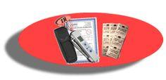 http://www.termometer.se/TempSet-Rod.html  TempSet Röd  Använd populära KombiTemp för att scanna av livsmedel vid ankomst och i kylar och frysar. Använd sedan insticksgivaren för noggrannare undersökning av kärntemperaturen. Gör rent insticksgivaren med 200 st medföljande ProbRent...