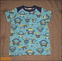 Shirt Pepe von MiaLuna aus Monsterjersey