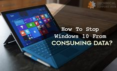 Hi Everyone, Please let me know how To stop windows 10 from consuming data? I don't know how to stop it. I tried many times but unable to stop it. Help me. Contact Help, Using Windows 10, Traditional Windows, Go To Settings, Stop It, Inspire Others, I Tried, Facebook Sign Up, Terms Of Service