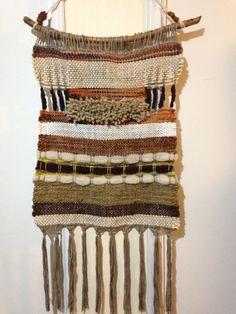Arte en lana....mis telares