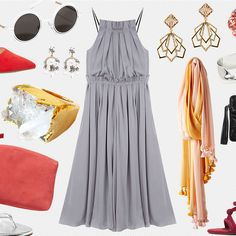 How to Get Through Wedding Season With One Dress