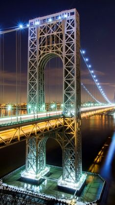 George Washington Bridge Nyc