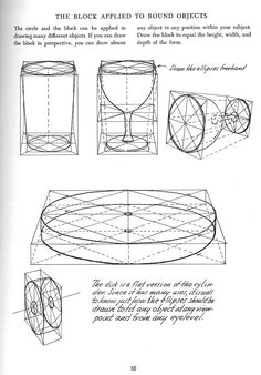 Drawing tutorial perspective andrew loomis Ideas for 2019 Basic Drawing, Technical Drawing, Drawing Sketches, Art Drawings, Sketching, Drawing Techniques, Drawing Tutorials, Art Tutorials, Perspective Art