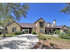 Tuscan Meets Texas Hill Country Style San Antonio Homes