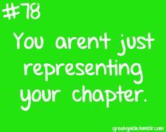 True!! I wish every member understood this!!