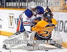 haha if only Tuukka did this #Hockey #Humor #Oilers
