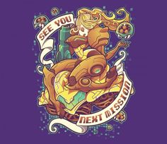 See You Next Mission | TeeFury