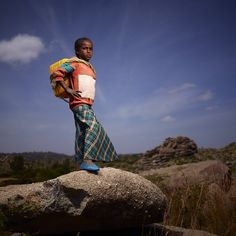 For this girl in Ethiopia, clean water means freedom to go school.