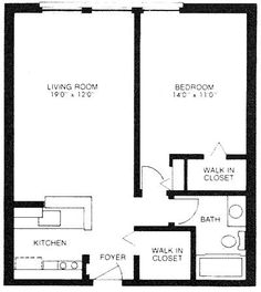 floor plans 600 sq ft - Yahoo Search Results
