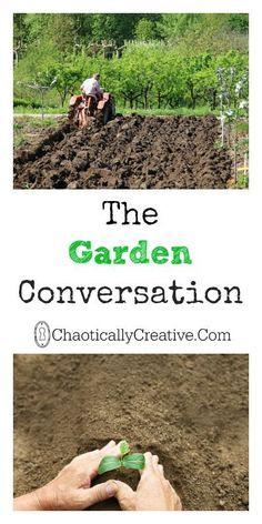 The Garden Conversation