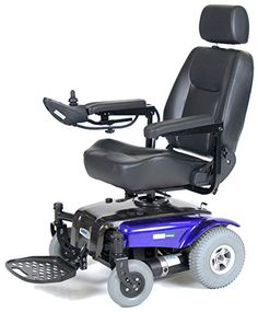 f8bf0a1c530264 Amazon.com  Medalist Standard Power Wheelchair  Health   Personal Care