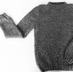 Para los Caballeros…un patrón de jersey gratis – TEJIDOS KIRIKIRI Men Sweater, Pullover, Knitting, Crochet, Sweaters, Color, Diy, Fashion, Vestidos