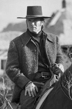 Clint Eastwood (CE010) silver gelatin print Signed by O'Neill on the front Framing not available for this piece Edition of 50 Terry O'Neill is one of the world's most collected photographers with work