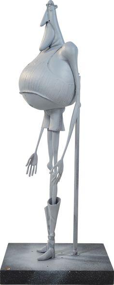 Coraline Mr. Bobinsky Original Animation Maquette (LAIKA, 2009).... | Lot #94060 | Heritage Auctions