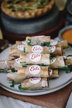Make your own Mimosa, champagne brunch — We Dream Of Ice Cream - Sandwich Sandwich Bar, Roast Beef Sandwich, Sandwich Shops, Burger Bar, Sandwich Catering, Catering Food, Sandwich Packaging, Food Packaging, Brunch Au Champagne