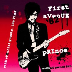Prince | First Avenue 82