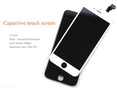 20 PCS/LOT No Dead Pixel LCD For iPhone 6 LCD Display With Touch Screen Digitizer Assembly Free DHL Shipping DHL