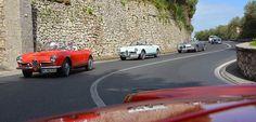 Amalfiküste mit Alfa Romeo Giulia Spider | Nostalgic Oldtimerreisen