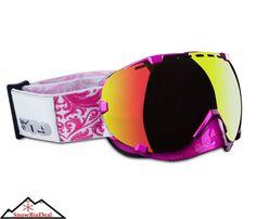 509 Aviator Snowmobile Goggles Pink Snowmobiling Snow Goggle   eBay