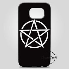 Pentagram Symbol Goth Metal Wiccan Magic Samsung Galaxy Note 8 Case   casescraft
