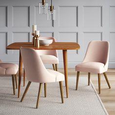 Geller Modern Dining Chair Blush - Project 62™ : Target