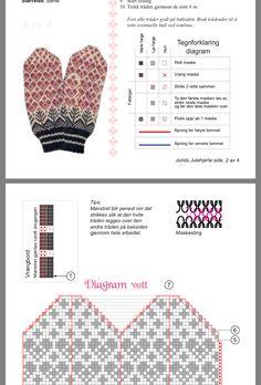Fingerless Mittens, Knitted Gloves, Designer Baby, Fair Isles, Drops Design, Handicraft, Needlework, Knitting Patterns, Knit Crochet