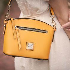 Dooney & Bourke Beacon Domed Crossbody Source by and bags Cheap Handbags, Black Handbags, Luxury Handbags, Fashion Handbags, Purses And Handbags, Fashion Bags, Popular Handbags, Luxury Bags, Leather Purses