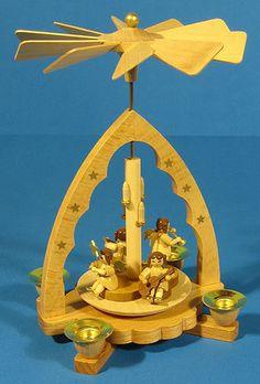 ChristKindl-Markt - Angel Concert Christmas Pyramid PYR163X12, $109.98 (https://www.christkindl-markt.com/angel-concert-christmas-pyramid-p-670.html)