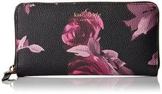 kate spade new york Hawthorne Lane Roses Lacey Wallet
