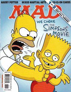 mad magazine | Comics : Mad Magazine (U.S.) (Page 1 of 2)