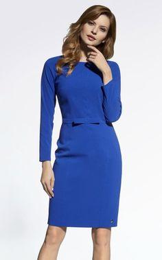 Rochie Enny - art 200077 - albastru Daily Dress, Christina Aguilera, Peplum Dress, Dresses For Work, My Style, Womens Fashion, Clothes, Outfits, Women's Fashion