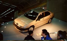 Alfa Romeo 146 Motorshow 1995