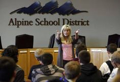 Alpine, Davis and Morgan school districts were named to the AP Honor Roll on Thursday for increasing Advanced Placement