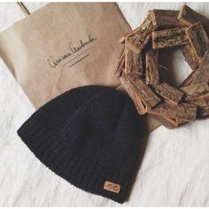 Men's knitted hat #svetlanaselivanova